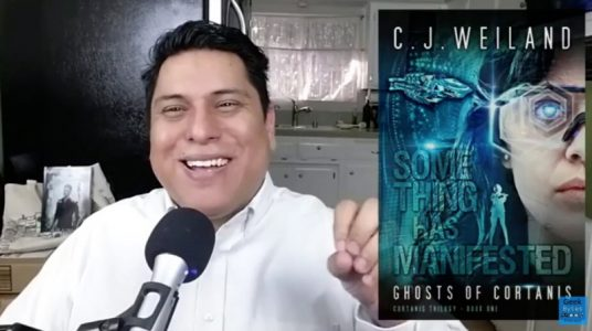 LitRPG reviews Ghosts of Cortanis